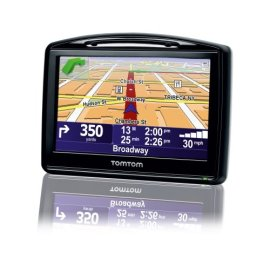 TomTom GO 930T 4.3 Touchscreen GPS with Traffic Reciever