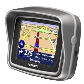 TomTom Rider 2 GPS Navigator for Motorcycles and Scooters