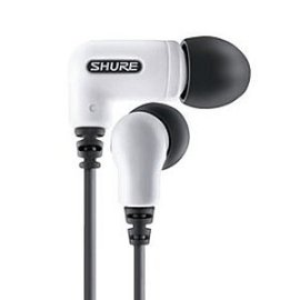 Shure SCL3 Sound Isolating Earphones (White)