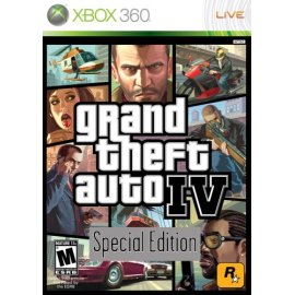 Grand Theft Auto IV Special Edition [Xbox 360]