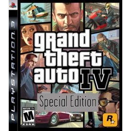 Grand Theft Auto IV Special Edition [PS3]