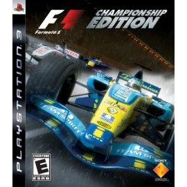 F1: Formula One Championship Edition
