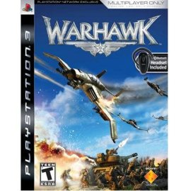 WarHawk Bundle with Bluetooth Headset