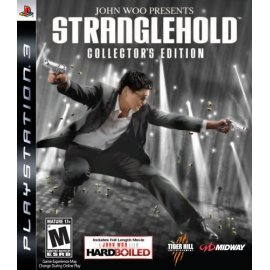 Stranglehold Collector's Edition (Includes Hard Boiled)