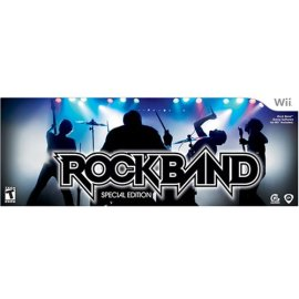 Rock Band Special Edition [Wii]