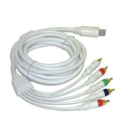 Wii Madcatz Component Cable