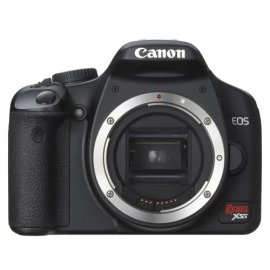 Canon Digital Rebel XSI 12MP Digital SLR Camera (Body Only)