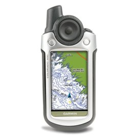 Garmin Colorado 400i Handheld GPS Unit with US Inland Lakes Preloaded Maps