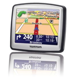 TomTom ONE 130S Touchscreen Portable GPS Navigator