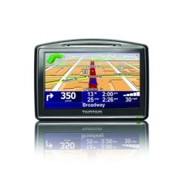 TomTom GO 730 4.3 Touchscreen Portable GPS Navigator with Bluetooth