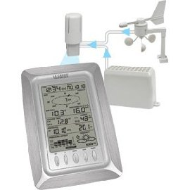 La Crosse Technology WS-1612AL-IT Professional Weather Station