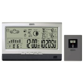 Springfield Instruments 91586 Wireless Multi-Zone Digital Weather Center - Weather Station
