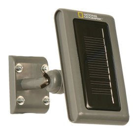 National Geographic Solar Panel for Home Weather Station