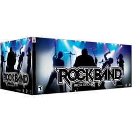 Rock Band Special Edition [PS2]