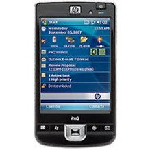 HP iPAQ 211 Enterprise Handheld PDA