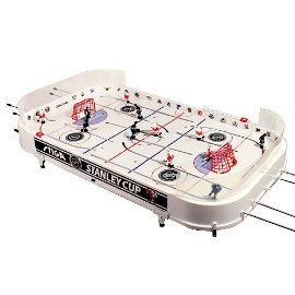 Stiga NHL Stanley Cup Rod Hockey Game