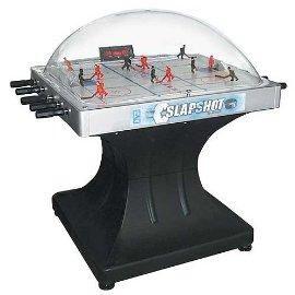 Shelti Blue Line SlapShot Dome Hockey Table