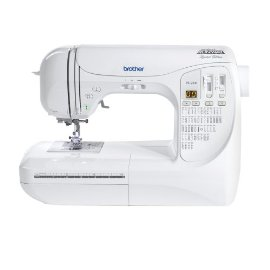 Brother PC-210PRW Limited Edition Project Runway Sewing Machine