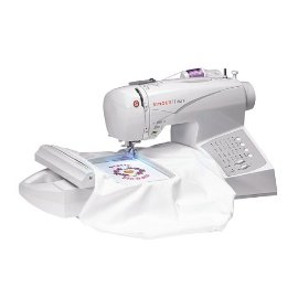 Singer Futura CE-150 Sewing and Embroidery Machine