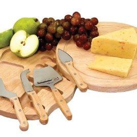 Circo® Cheese Board with Tools