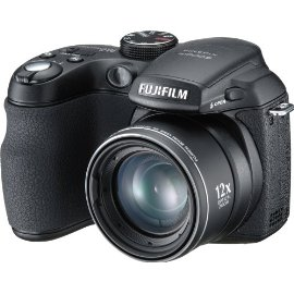 Fujifilm Finepix S1000fd 10MP Digital Camera with 12x Optical Zoom