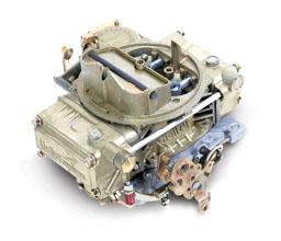 Holley 0-1850C 600 CFM Four Barrel Street Carburetor