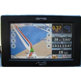 Mio C320 GPS Navigation System