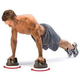 Perfect Pushup Handles by BodyRev