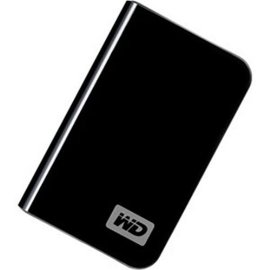 Western Digital My Passport Essential 320GB USB 2.0 Portable Hard Drive