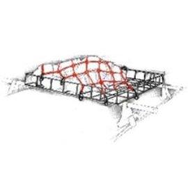 Yakima BasketCase Rooftop Cargo Basket Stretch Net