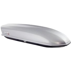 Yakima SkyBox Pro 21 Rooftop Cargo Box (Silver)