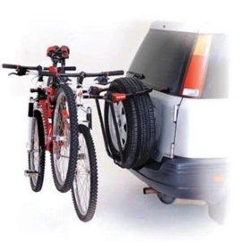 Yakima Spare Joe 2-Bike Spare Tire Mount Rack