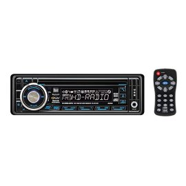 Dual XHD6425 HD Car Stereo