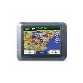 "Garmin Nuvi 205 3.5"" MSN-Enabled GPS Navigator"