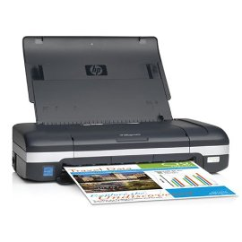 HP OfficeJet H470 Mobile Printer