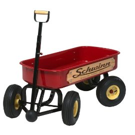 Pacific Cycle Schwinn Quad Steer 4x4 Wagon - Steel