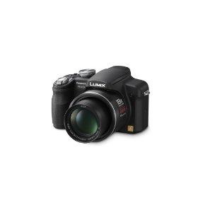 Panasonic Lumix DMC-FZ28 10MP Digital Camera with 18x Wide Angle MEGA Optical IS Zoom