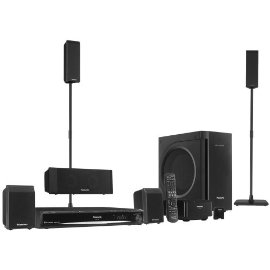 Panasonic SC-PT760 Deluxe 5 DVD Home Theater System