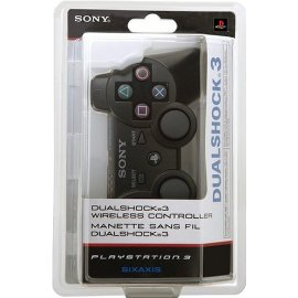 Sony Dualshock 3 Wireless Controller - Playstation 3 Sixaxis