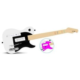 Wii Frontman Wireless Guitar - White