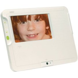 Audiovox Electroncis Homebase DPF711K Digital Message/Video Center/ Digital Picture Frame