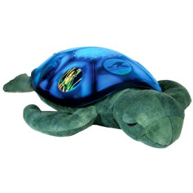 Cloud b Twilight Sea Turtle - Constellation Night Light
