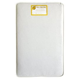 DaVinci Crescent 50 Coil Mini Crib Mattress