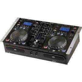 Gemini CDM3600 Dual CD Mixing Console