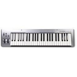 M-Audio KeyRig 49-key USB MIDI keyboard