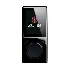 Zune 16 GB Media Player G2 (Black)