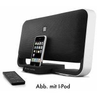 Altec Lansing T612 Speaker Dock for iPod and iPhone (Black)