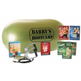 Barry's Bootcamp DVD Workout System