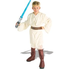 Deluxe Child Star Wars Obi-Wan Costume - Large