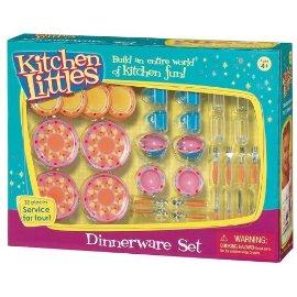 Kitchen Littles - Dinnerware Set